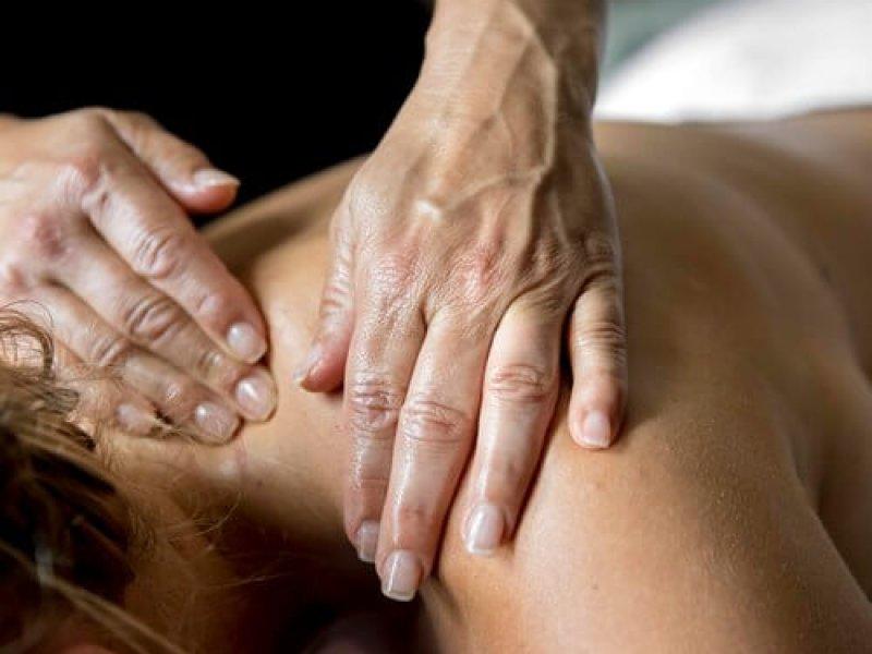 Massage Stöten